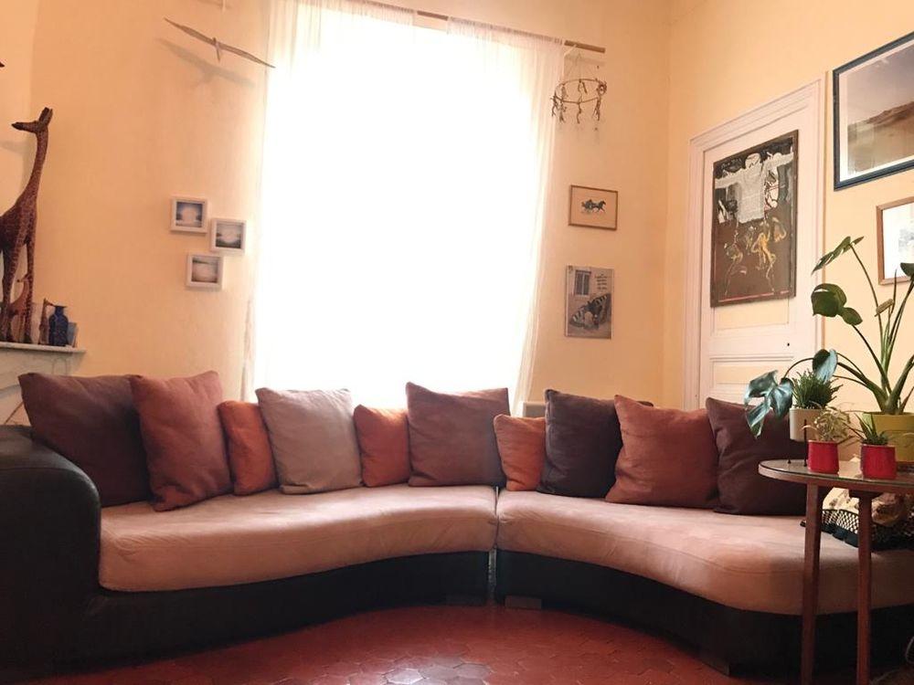 Canapé d'angle design avec méridienne 700 Nice (06)
