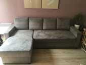 Canapé d angle fixe loft noir, gris RELAXIMA 0 Paris 20 (75)