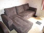 Canapé d'angle gris 2m40 x 80cm. 300 Blois (41)