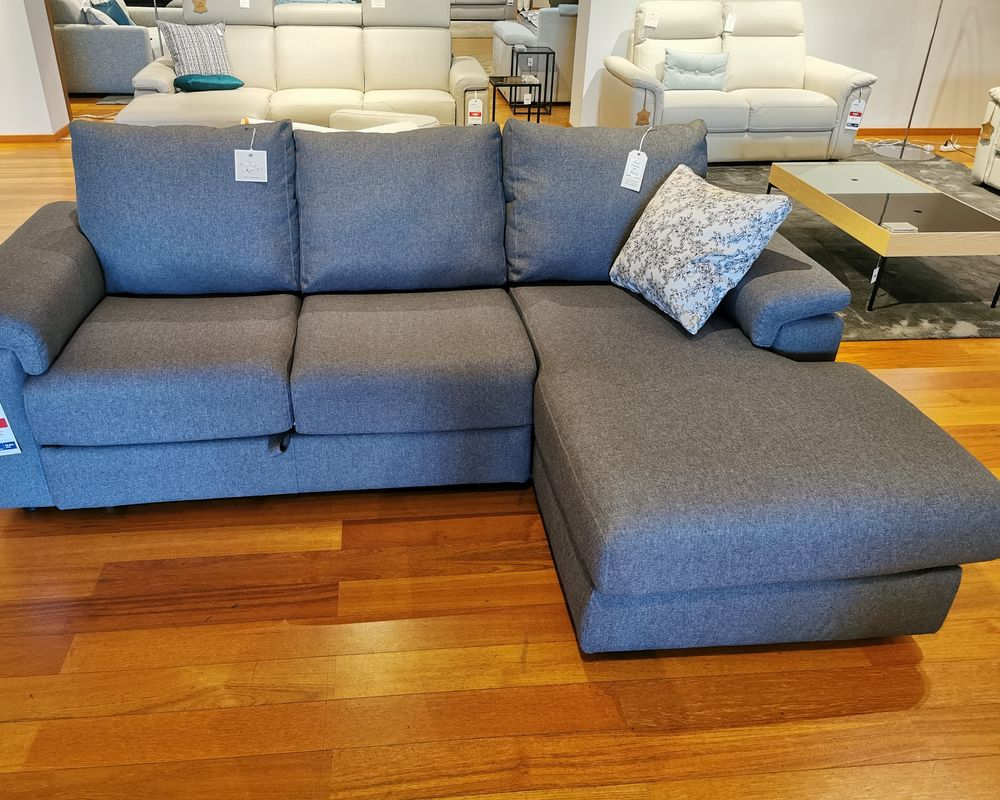 Canapé d'angle gris Poltrone Sofa  0 Lille (59)