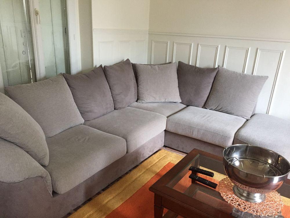 canapé d'angle +meuble télé  0 Chelles (77)