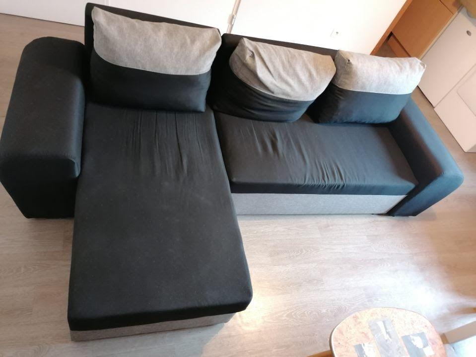 canapé d'angle modulable en lit et détachable 290 Saint-Alban-des-Villards (73)