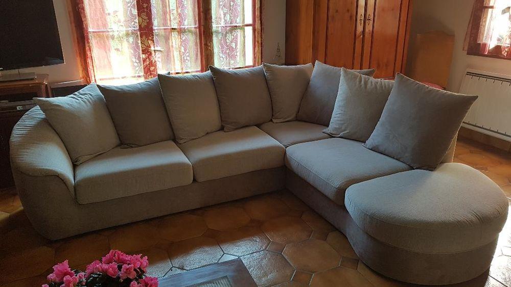 Canapé d'angle en parfait état 490 Boissy-sans-Avoir (78)