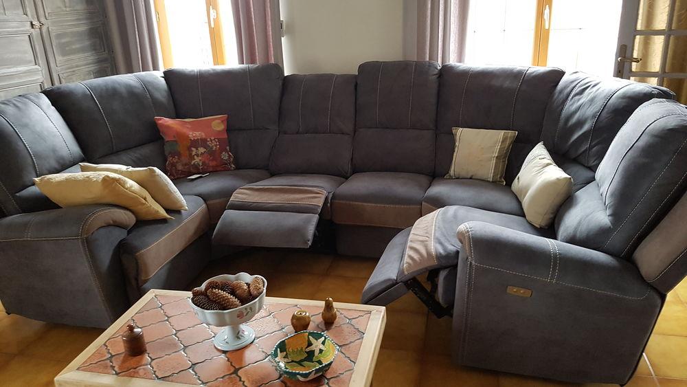 Canapé d'angle 1000 Croix-Caluyau (59)