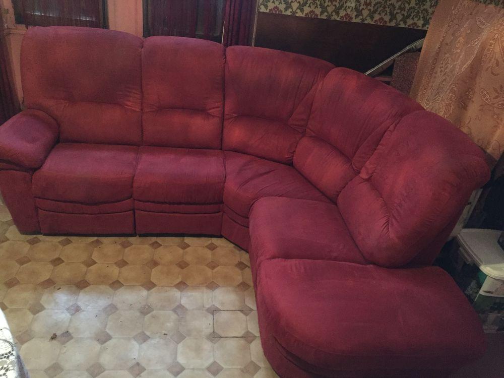 Canapé d'angle 250 Mansigné (72)