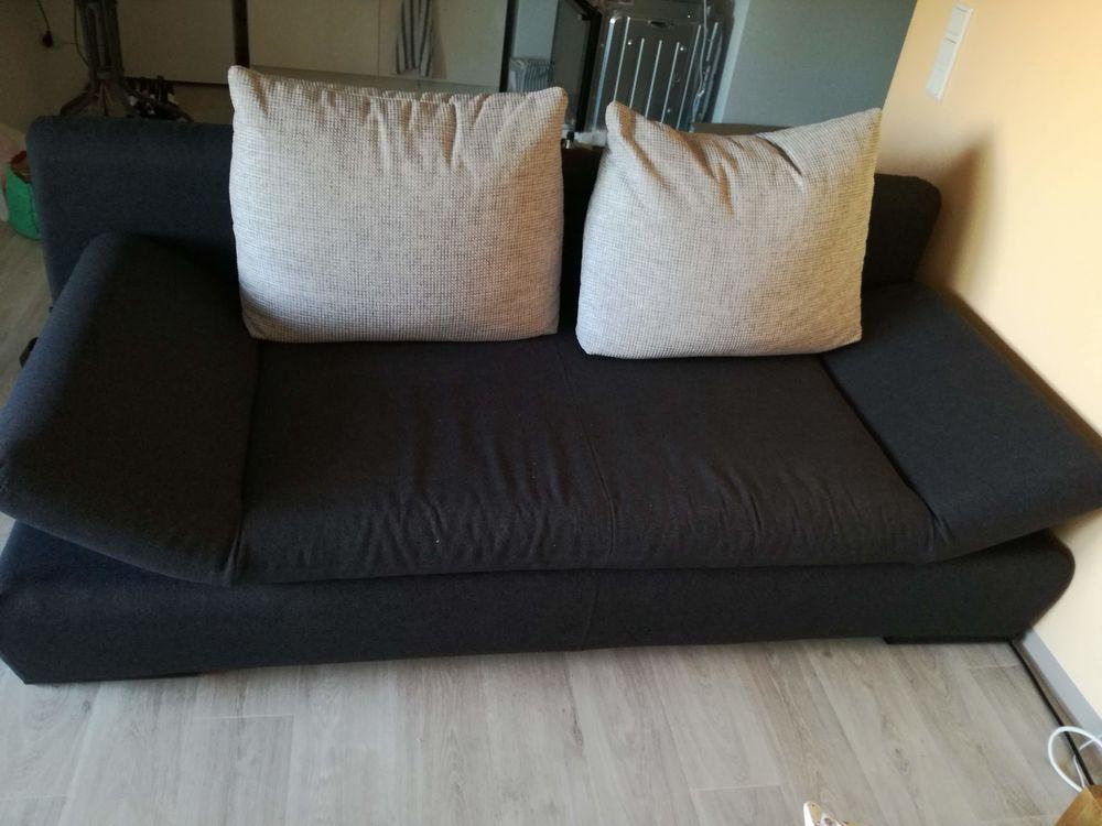 Canapé lit avec rangement 210 Mécleuves (57)