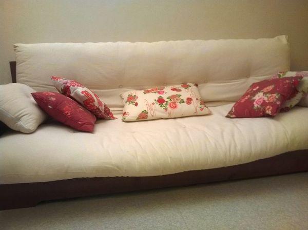 Lits occasion quimperl 29 annonces achat et vente de lits paruvendu mondebarras - Canape blanc casse ...
