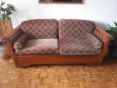 Canapé /lit bois ancien 0 Les Clayes-sous-Bois (78)