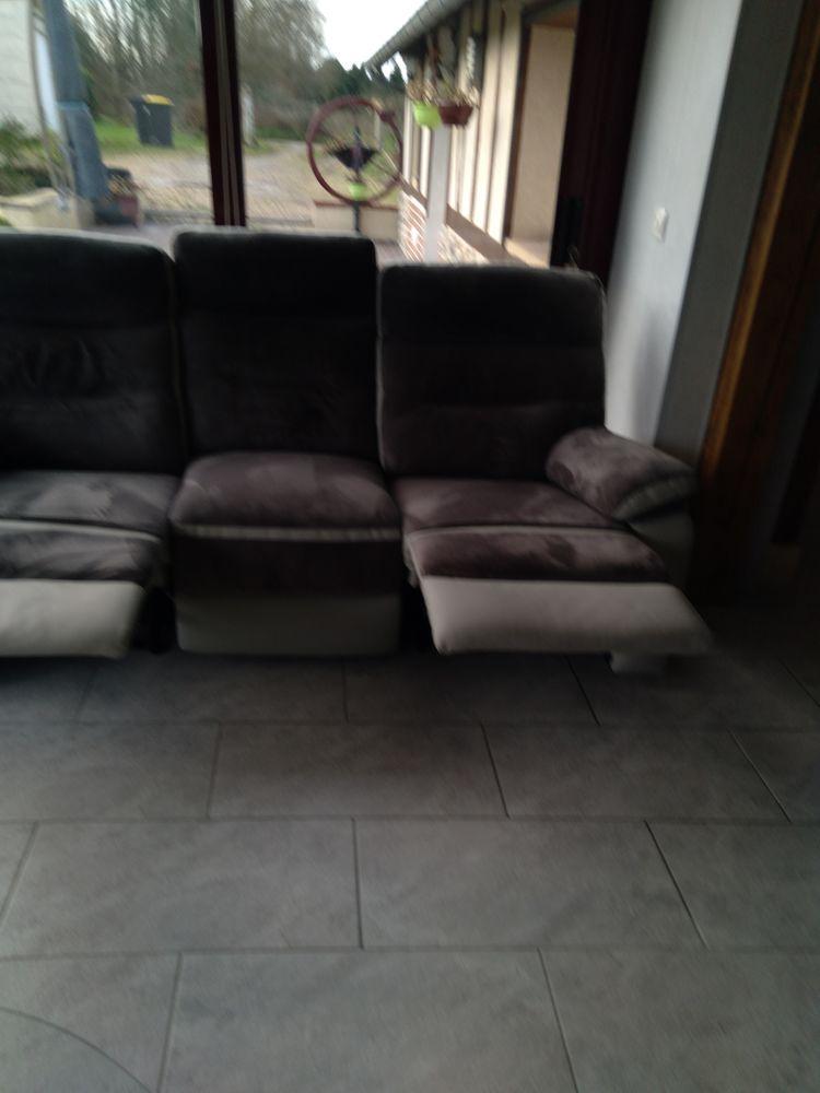 Canapé  canapé  relax gris  450 Tourville-sur-Pont-Audemer (27)