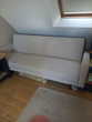 Canapé clic clac lit 2 places