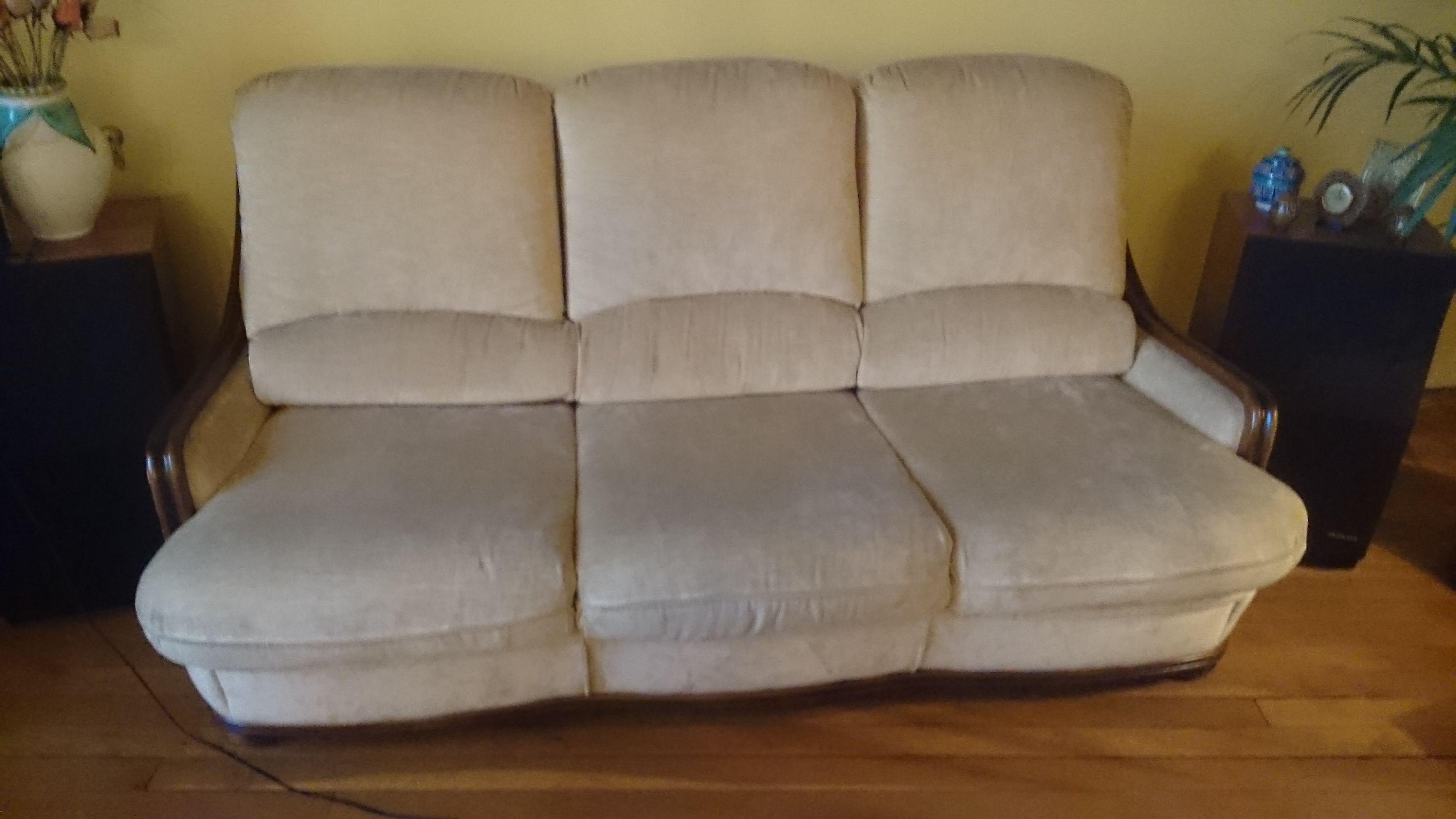 Canape convertible et fauteuils 375 Bois-Colombes (92)