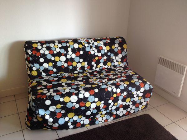 canap s convertible ikea occasion en aquitaine annonces achat et vente de canap s convertible. Black Bedroom Furniture Sets. Home Design Ideas