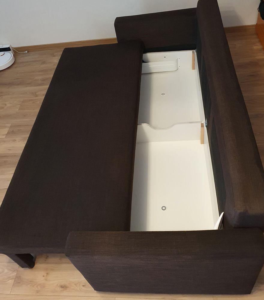 Canapé convertible ikea 3 places 99€ à débattre  99 Toulouse (31)