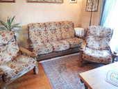 canapé convertible 3 places + 2 fauteuils 200 Aulnay-sous-Bois (93)