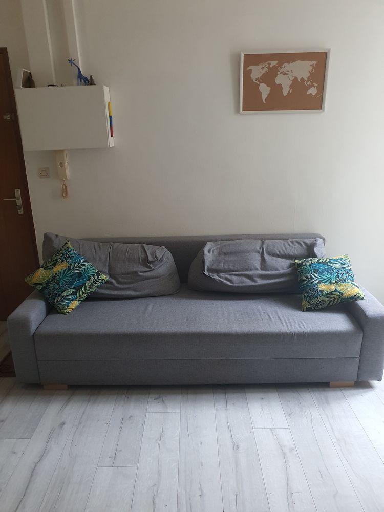 Canapé convertible en lit 2 places IKEA  170 Boulogne-sur-Mer (62)
