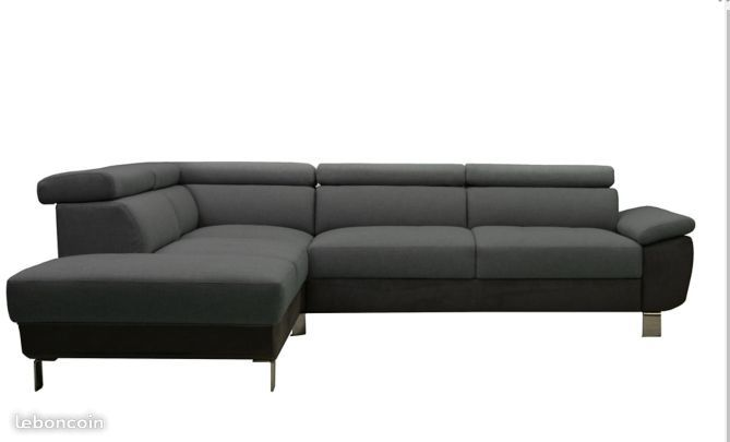 CANAPE CONVERTIBLE REVERSIBLE 770 Cergy (95)