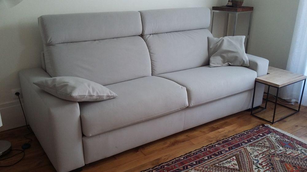 Canap convertible lyon occasion id e inspirante pour la conce - Tete de lit facile a faire ...