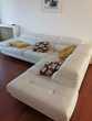 Canape cuir blanc Meubles