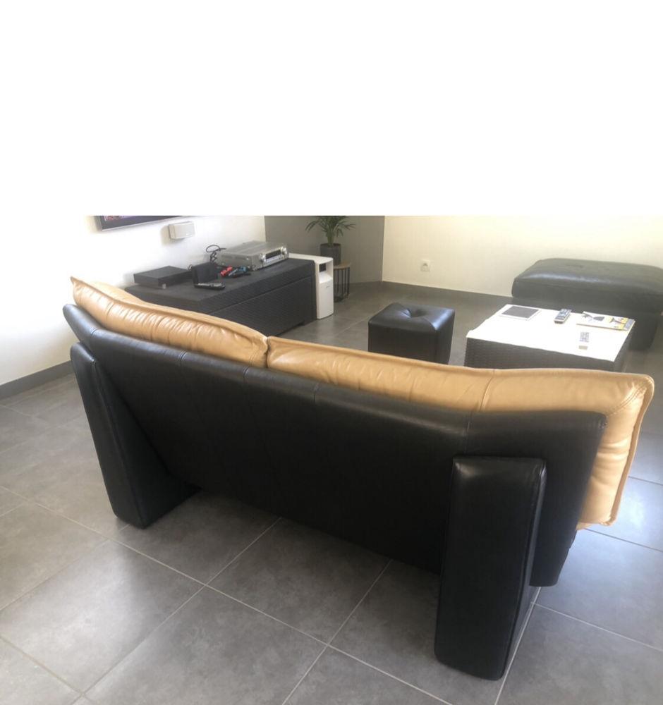 Canapé en cuir design 60 Betton (35)