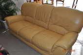 Canapé cuir + 2 fauteuils 0 Villenave-d'Ornon (33)