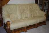 canapé cuir et 2 fauteuils 850 Valenciennes (59)