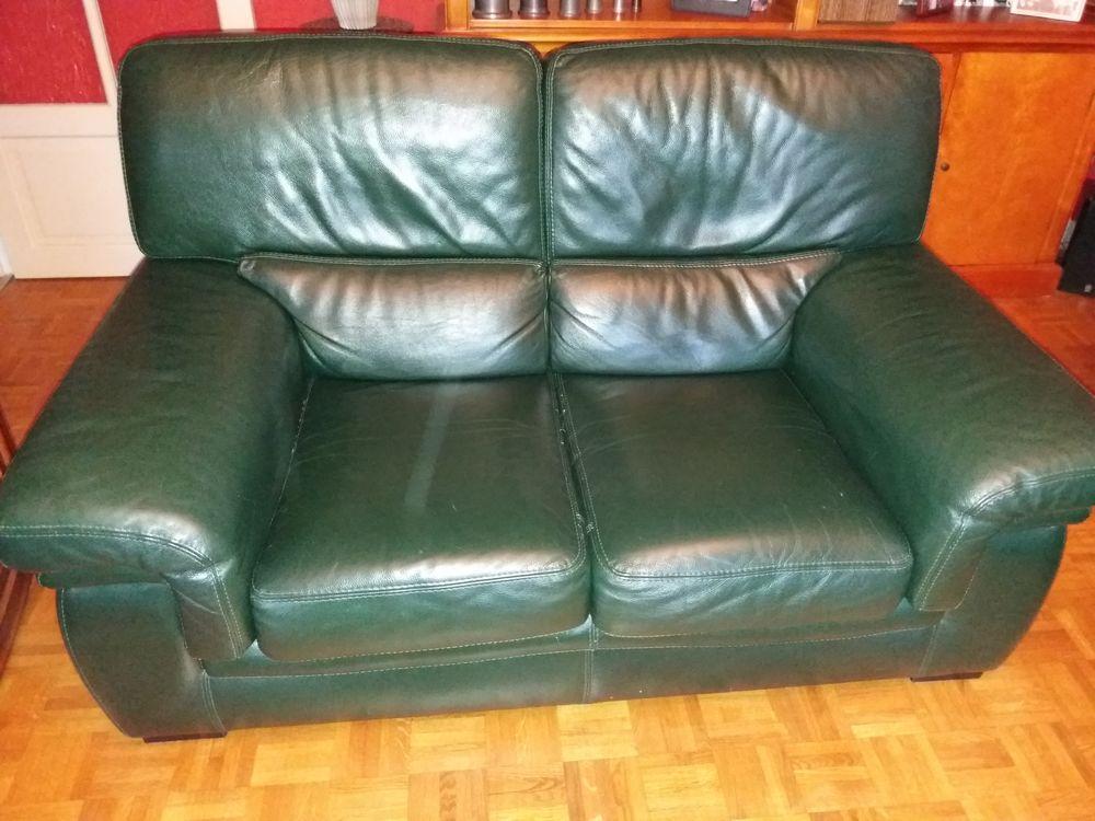 Achetez canape en cuir occasion annonce vente le havre for Cherche canape confortable