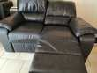 CANAPE CUIR RELAX 2 PLACES Meubles