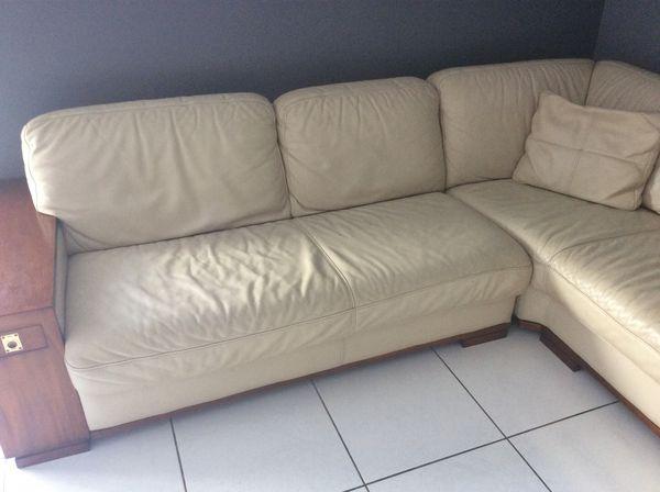 Canapé en cuir 400 Parempuyre (33)