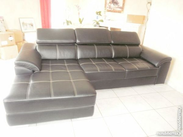 fauteuils cuir occasion castres 81 annonces achat et vente de fauteuils cuir paruvendu. Black Bedroom Furniture Sets. Home Design Ideas