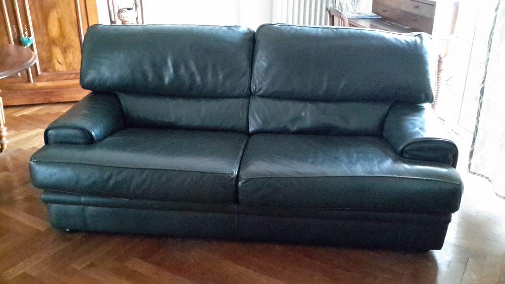 Canapé cuir 190 Cugnaux (31)