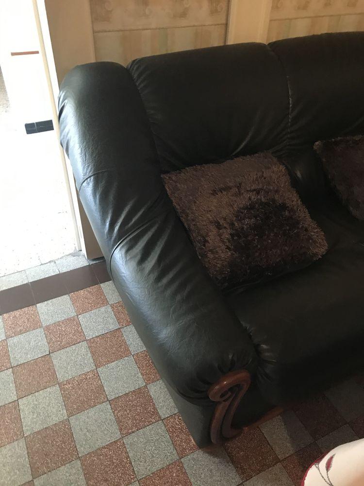 Canapé en cuir  250 Saint-Martin-du-Tertre (89)