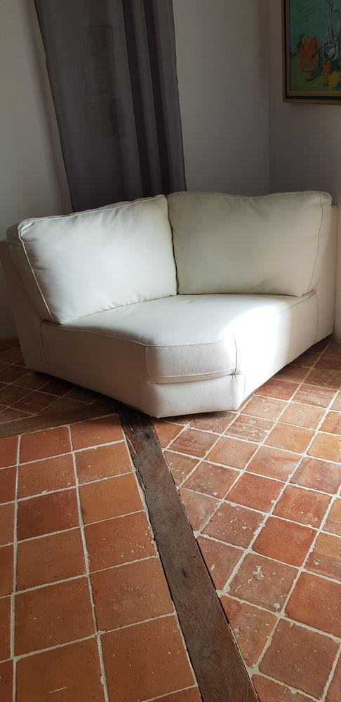 Canapé cuir  400 La Chapelle-Craonnaise (53)