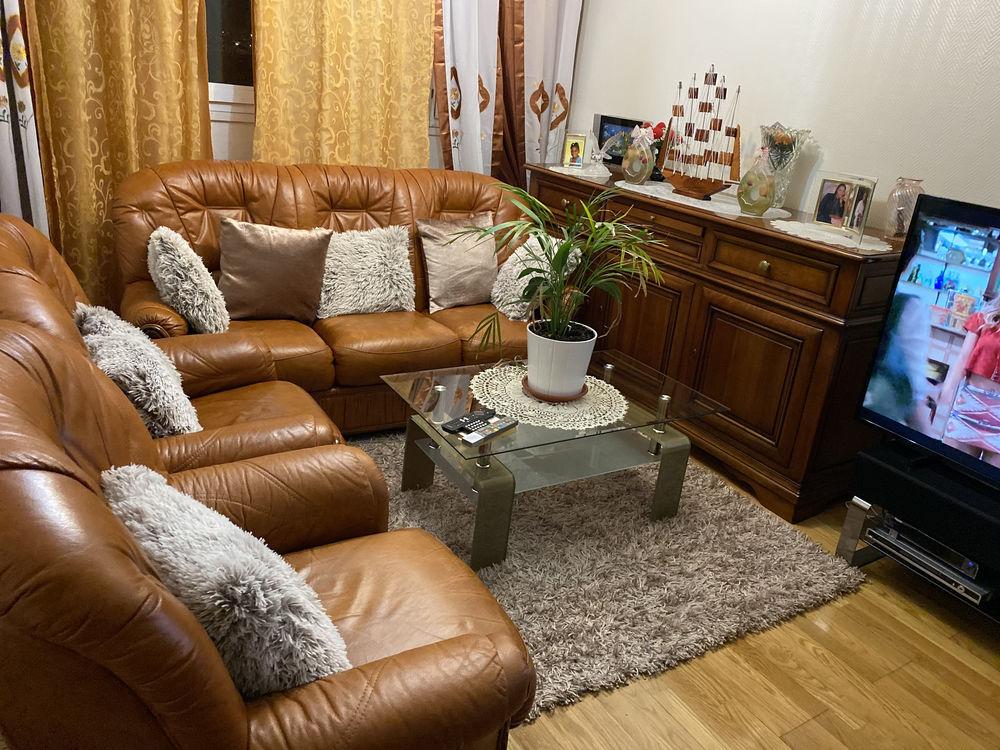 Canapé cuir  500 Vitry-sur-Seine (94)