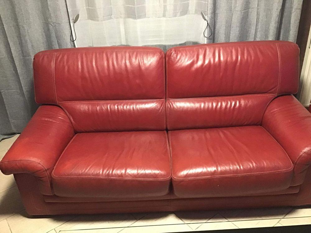 Canapé en cuir 0 Rœulx (59)