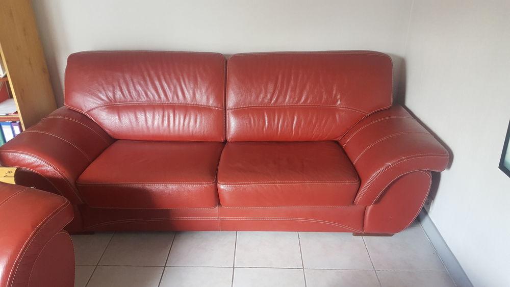 Canapé cuir 400 Albertville (73)