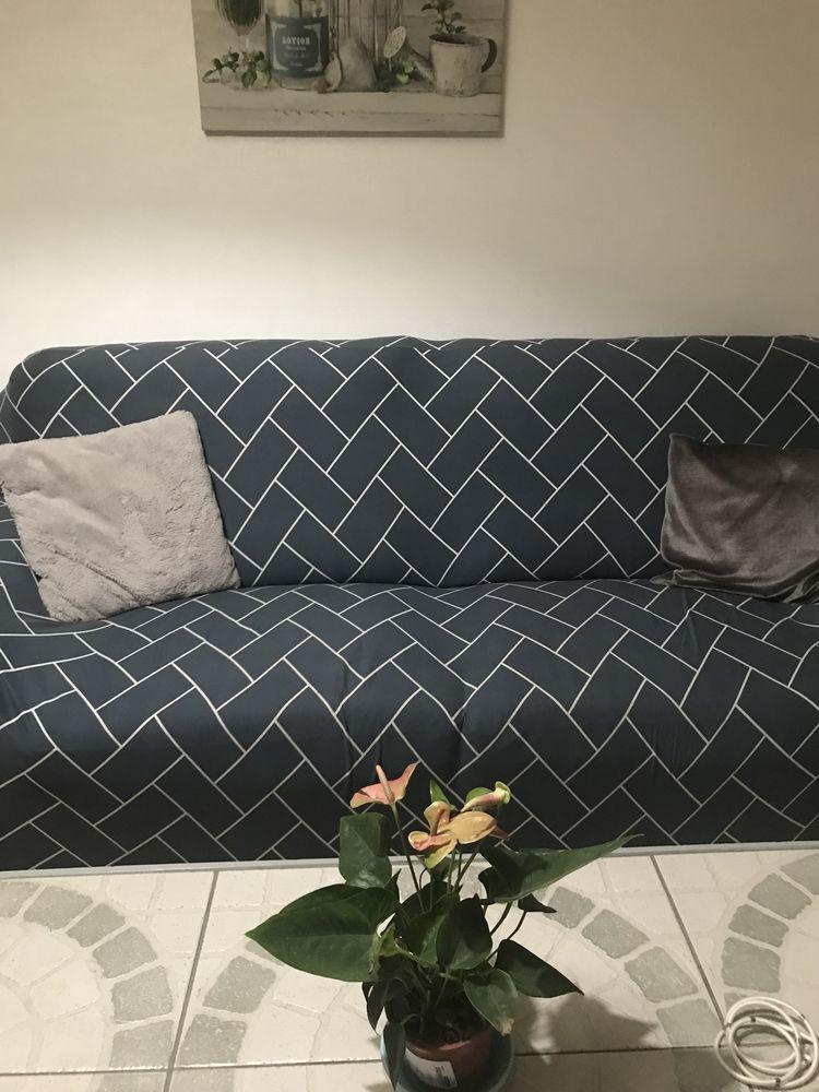 canapé cuir 600 Courbevoie (92)