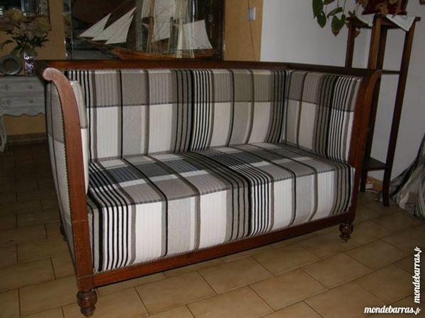 Un canapé et deux fauteuils Art Déco 1930 50 ? 400 Belgentier (83)