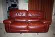 canapé et ses deux fauteuils cuir Montreuil-Bellay (49)