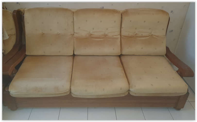 Canapé lit et ses deux fauteuils 150 Montereau-Fault-Yonne (77)