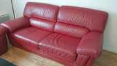 canapé et fauteuil cuir  350 Palaiseau (91)