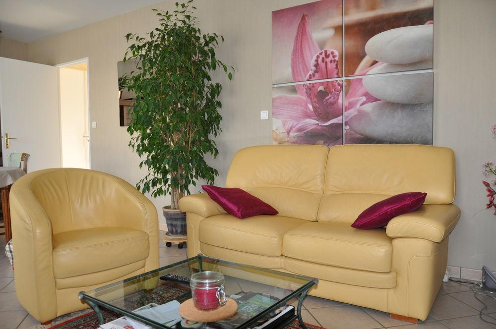Canapé et fauteuil en cuir 150 Rueil-Malmaison (92)