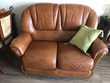 Canapé et fauteuil cuir 350 Saint-Genis-Pouilly (01)
