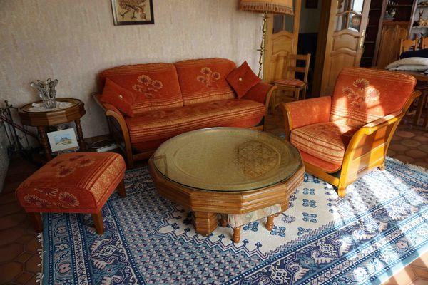 canapé et fauteuil de salon 500 Plozévet (29)