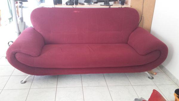 Canapé+fauteuil 200 Barbâtre (85)