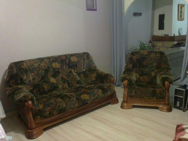 Canape + fauteuil 120 Rennepont (52)