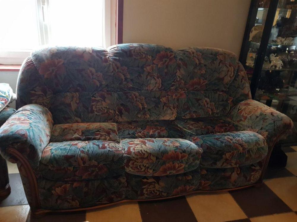 canapé + fauteuil 1 Lestrem (62)