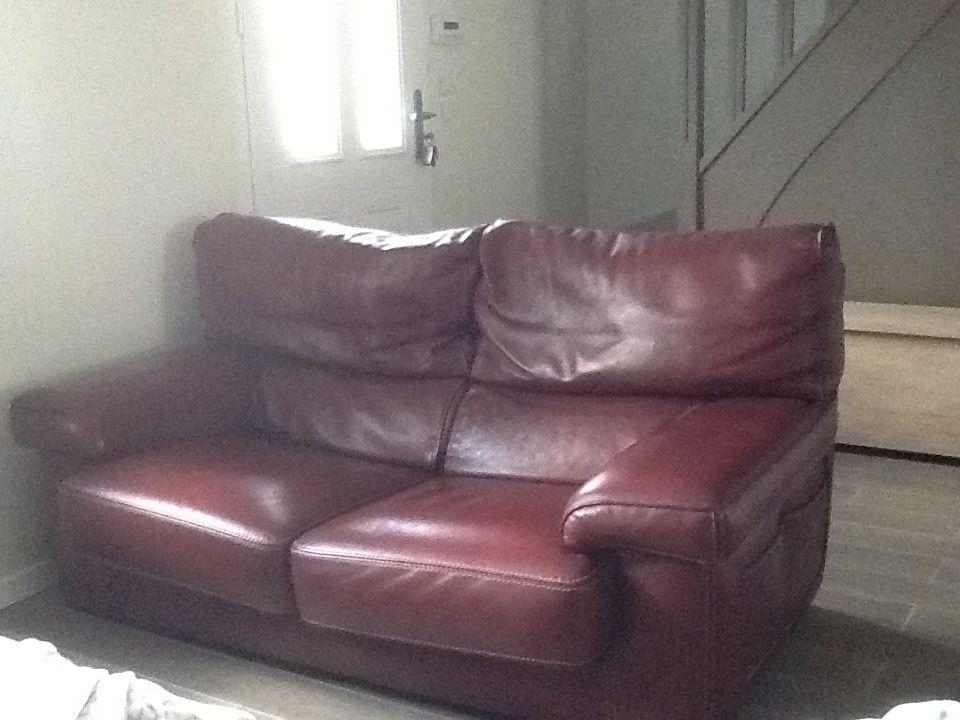 canapé + fauteuil 600 Vernou-la-Celle-sur-Seine (77)