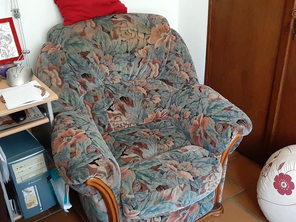 canapé et un fauteuil  250 Le Val (83)