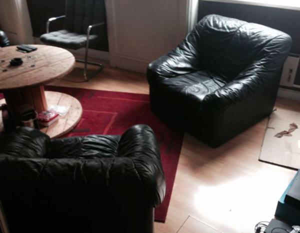 salons cuir occasion saint tienne 42 annonces achat et vente de salons cuir paruvendu. Black Bedroom Furniture Sets. Home Design Ideas