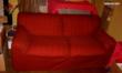Canapé + 2 fauteuils en mousse très haute densité